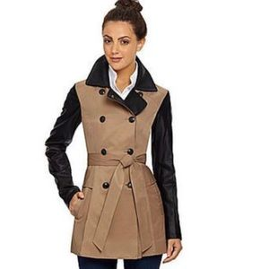 Spring Trench Jacket Jessica Simpson